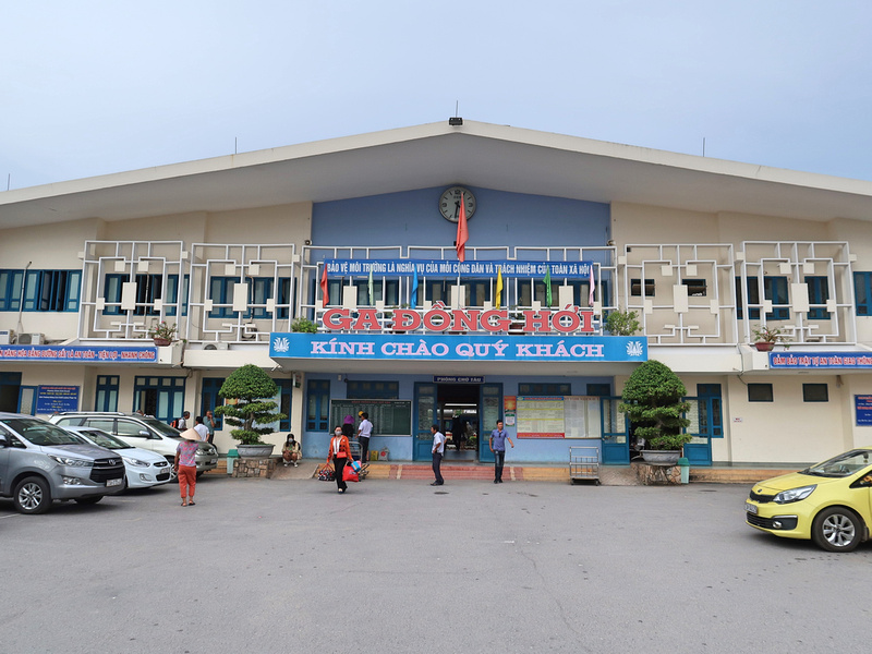 Dong Hoi Railway Station