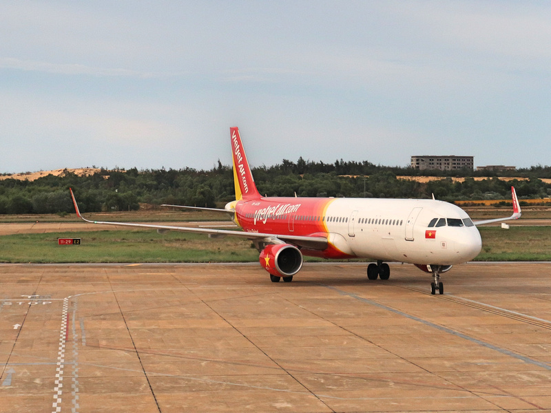 Flight Review: VietJet Air – Dong Hoi to Ho Chi Minh City