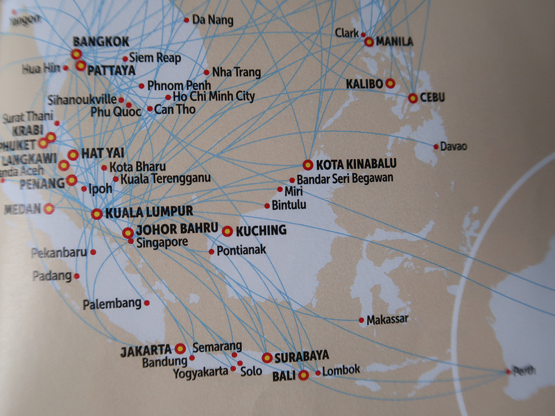 KUL-PLM route map