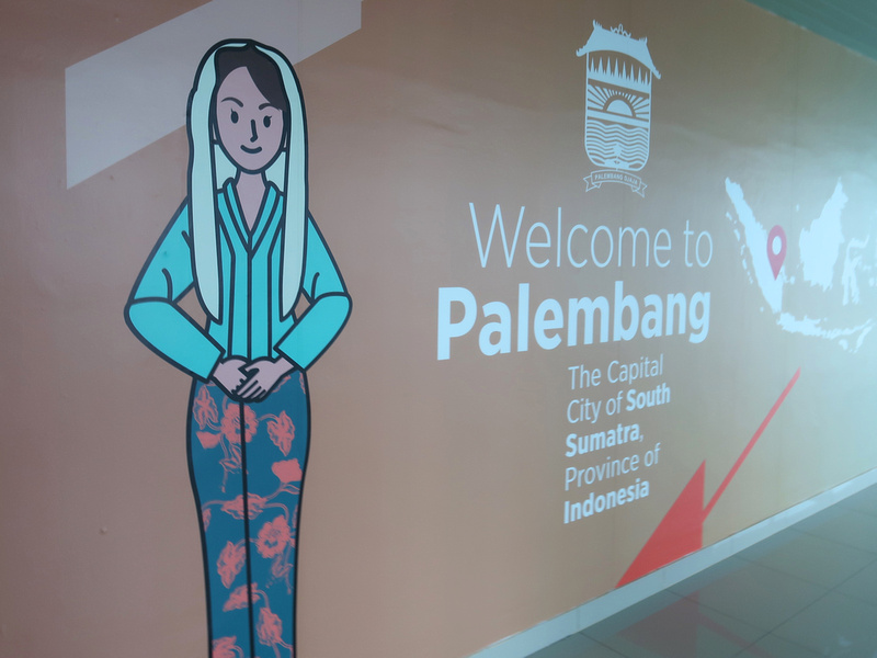 Welcome to Palembang