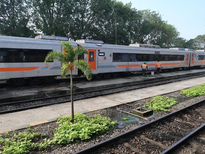 Sumatra sleeper train