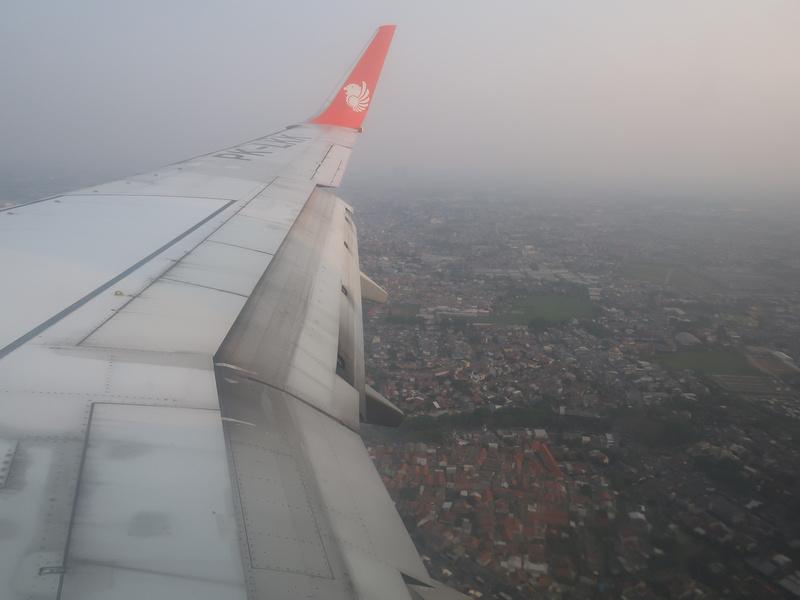Above Jakarta