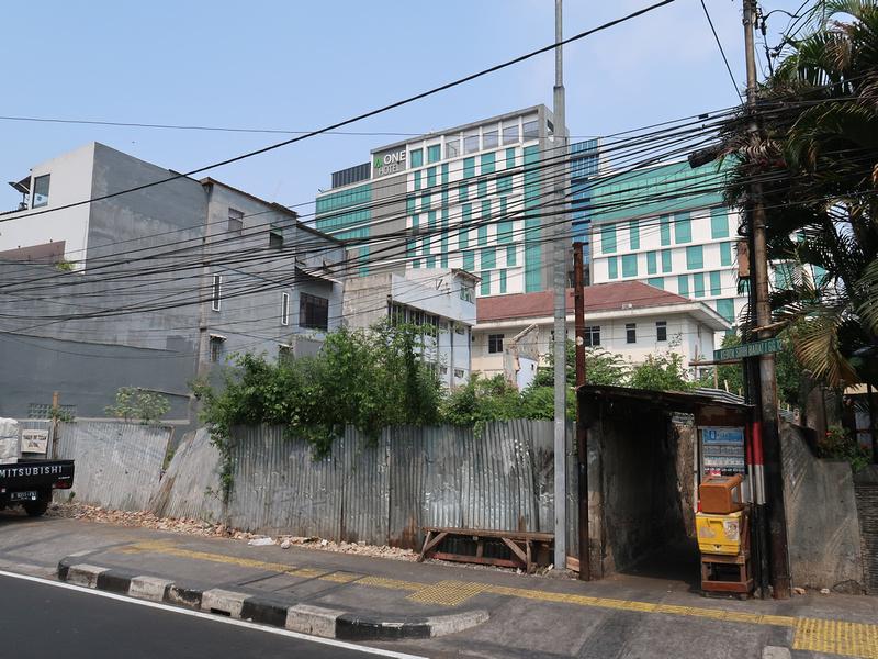 Empty lot Jl Jaksa