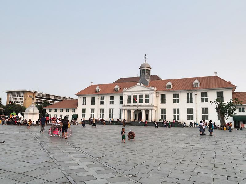 Fatahillah Square - Kota