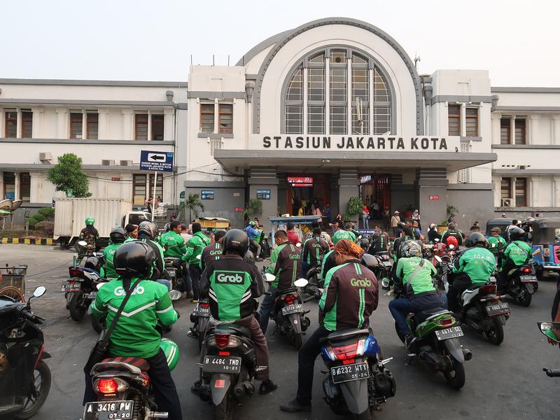 Grab at Kota