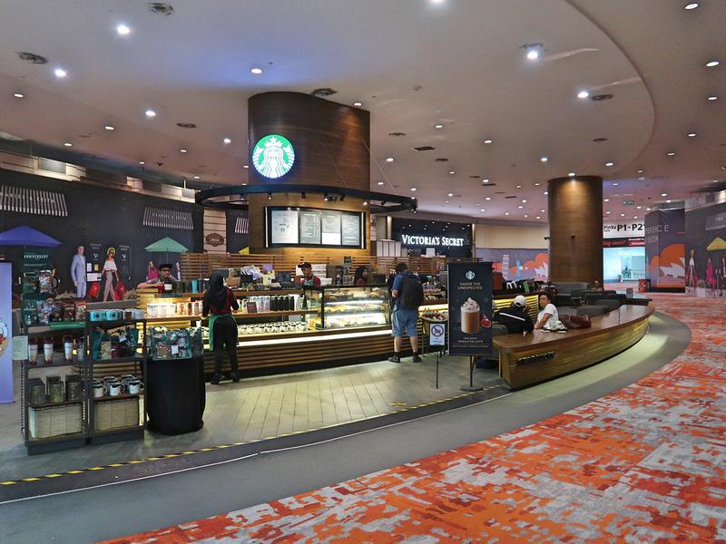 Starbucks KLIA2