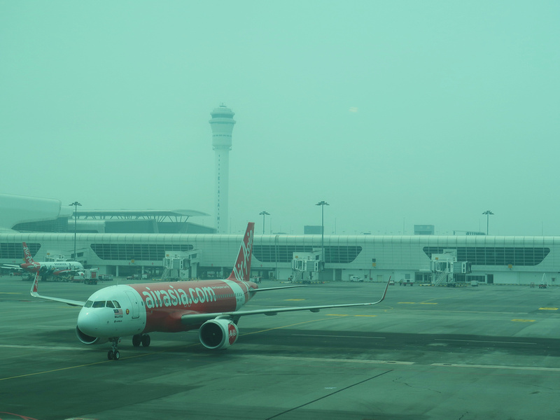 Haze at KUL