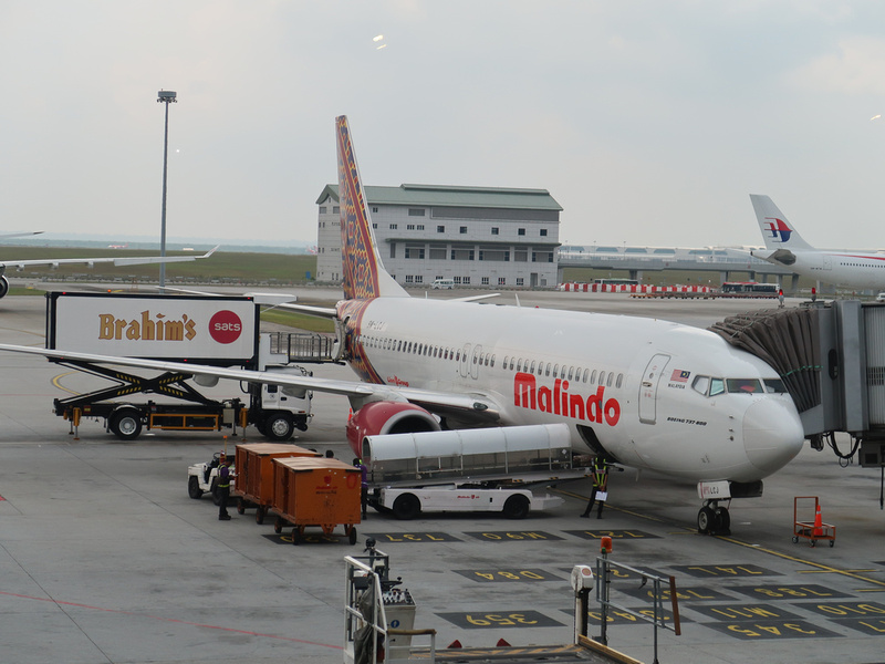 Malindo to SGN