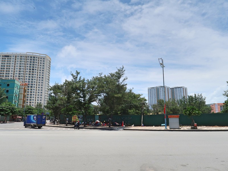 Corner of Hoang Hoa Tham and Thuy Van, Vung Tau