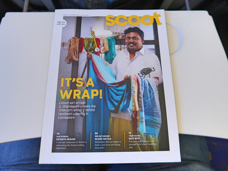 Scoot Magazine Oct 2019