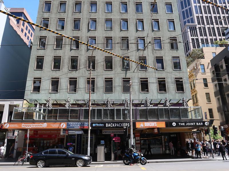 Hostel Review: Flinders Backpackers, Melbourne - Australia