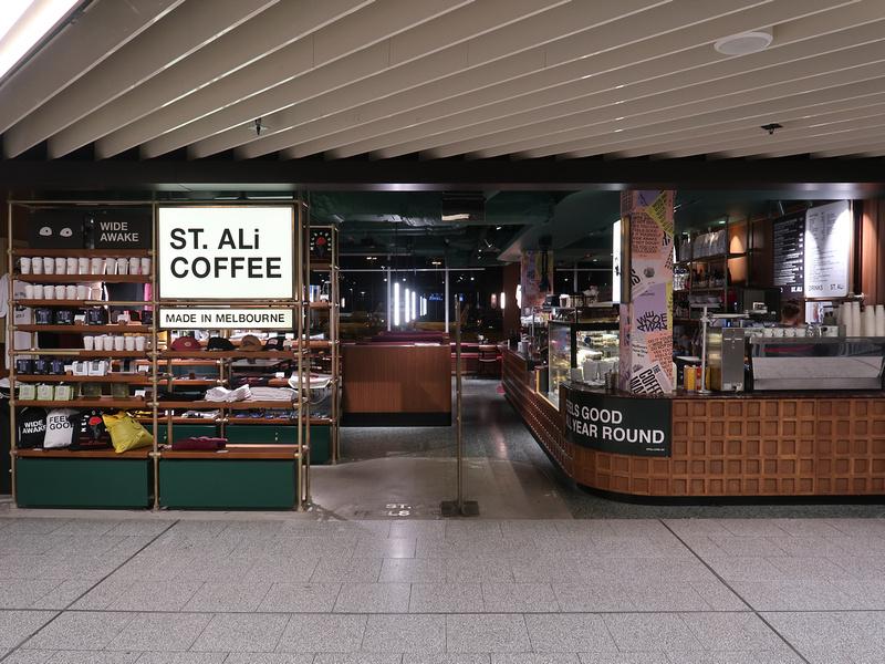 St Ali coffee