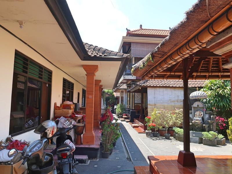 Guesthouse Review: Indy's House, Ubud, Bali - Indonesia