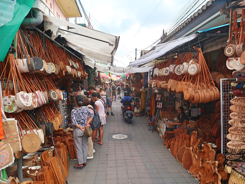 Jalan Karna market