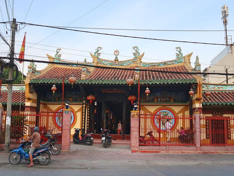 Chua Ong Quan Thanh