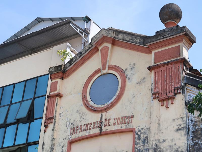 Imprimerie de L'ouest - 33 Phan Dinh Phung