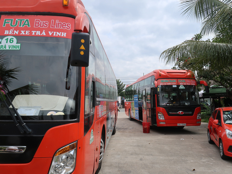 Ben Tre Bus Station