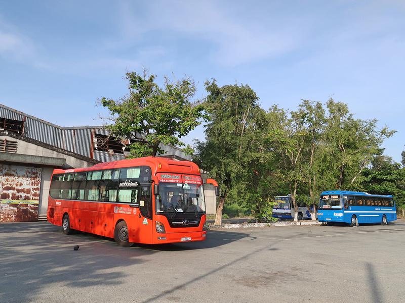 Tra Vinh Bus Station