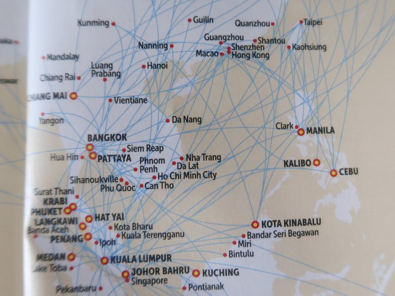 DAD-CNX map