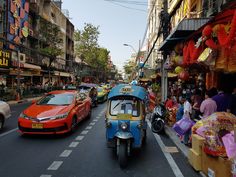 Charoen Krung Rd - Chinatown