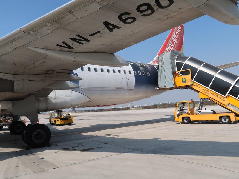 Flight Review: VietJet Air - Ho Chi Minh City to Kuala Lumpur
