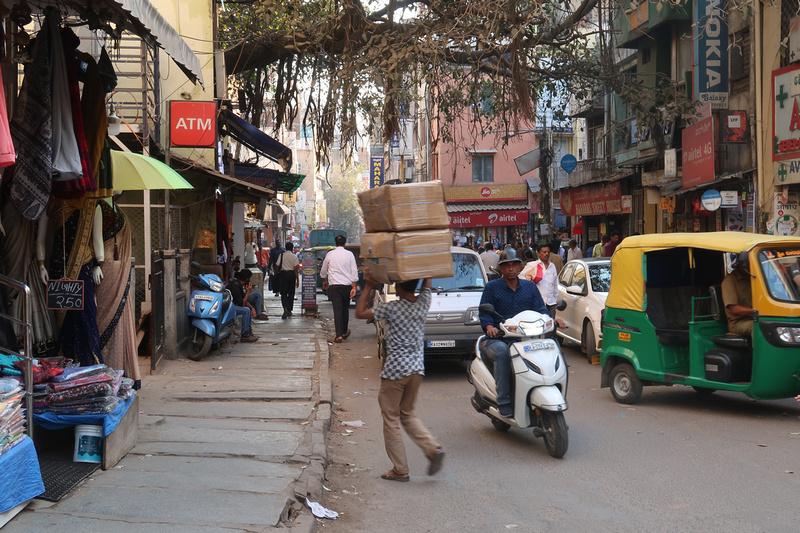 Bangalore street life