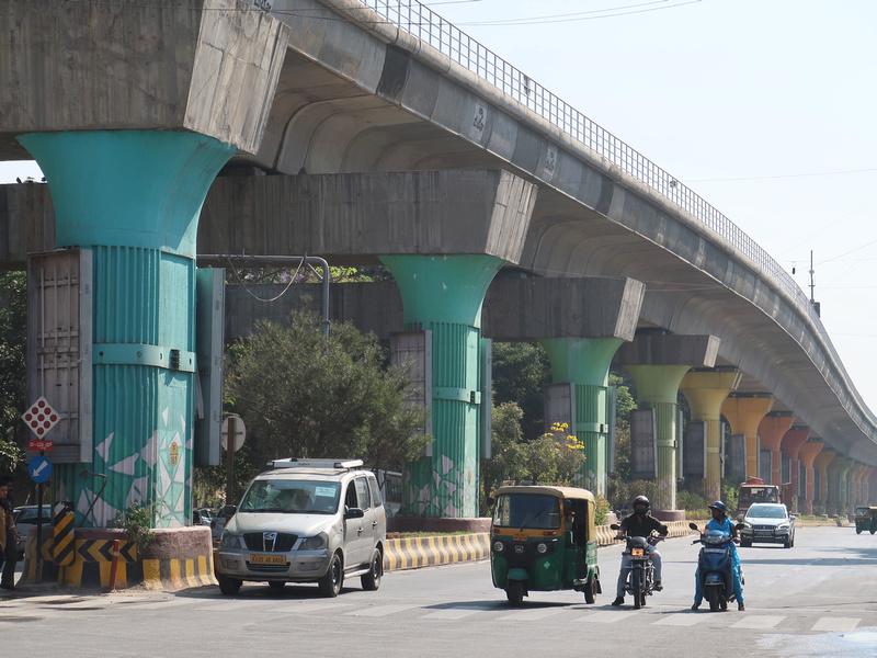 Metro MG Road