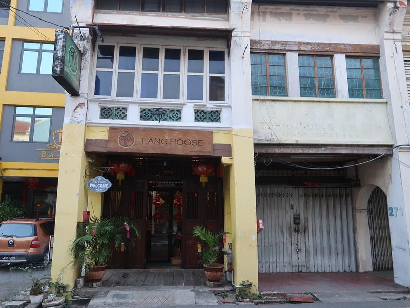 Guesthouse Review: Lang Hoose, Penang - Malaysia