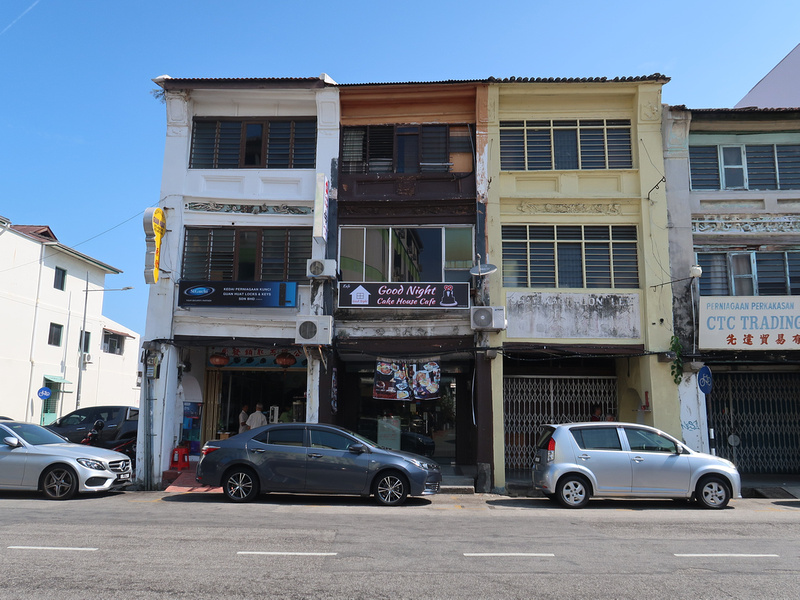 Guesthouse Review: Goodnight Cafe & Homestay, Penang - Malaysia