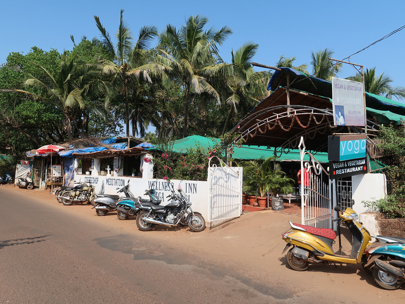 Hotel Review: WellnessInn Resort Ashvem Beach, North Goa - India