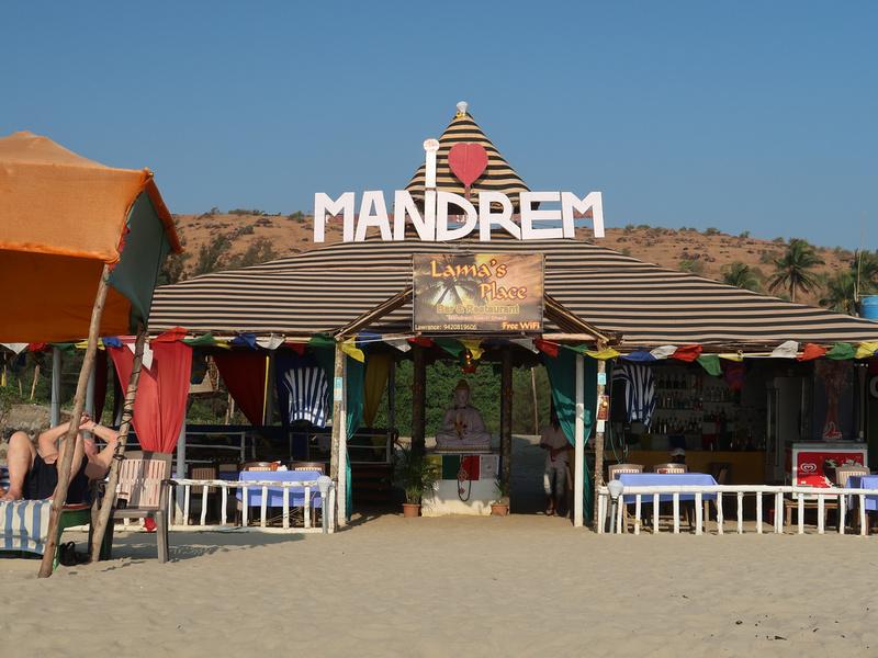 I Love Mandrem
