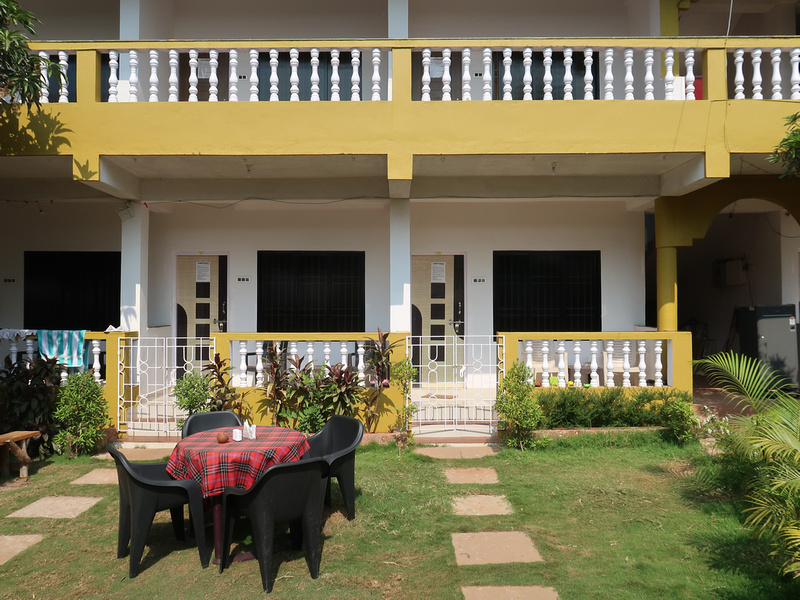 Durga Resort rooms