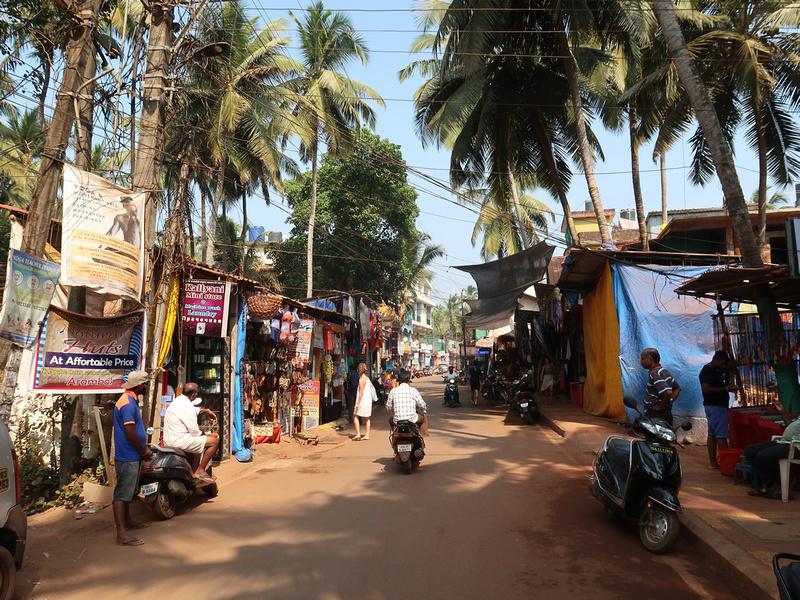 Arambol Shops