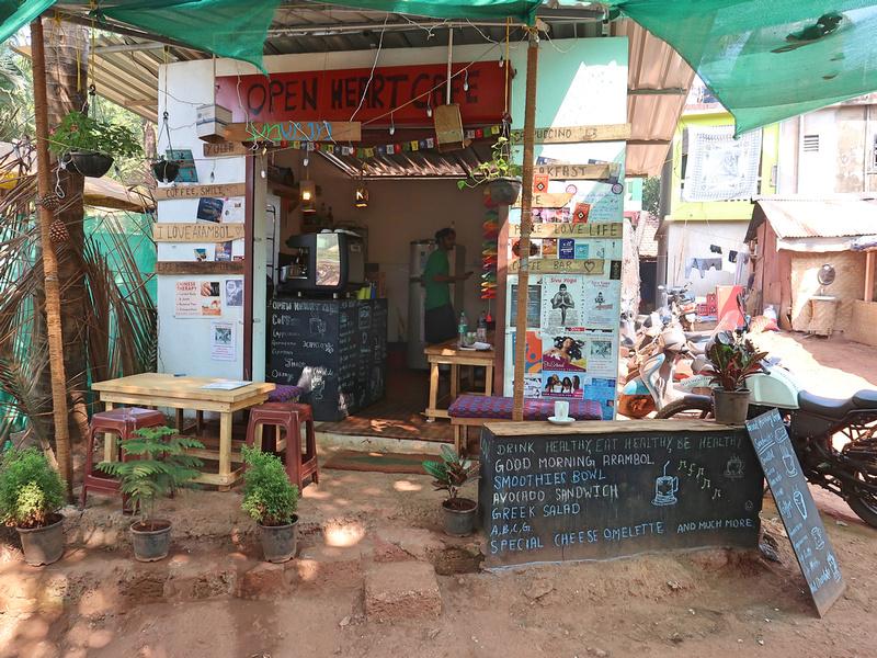 Open Heart Cafe