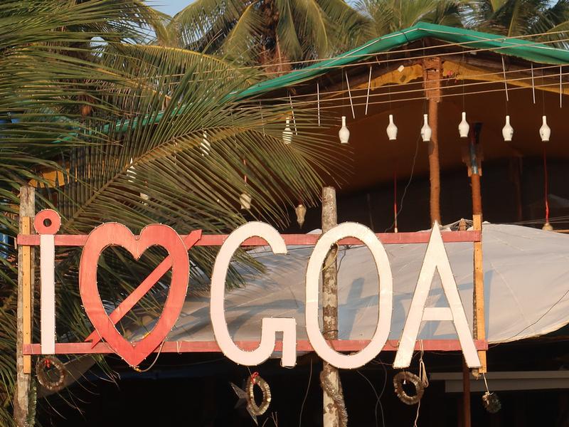 I Love Goa