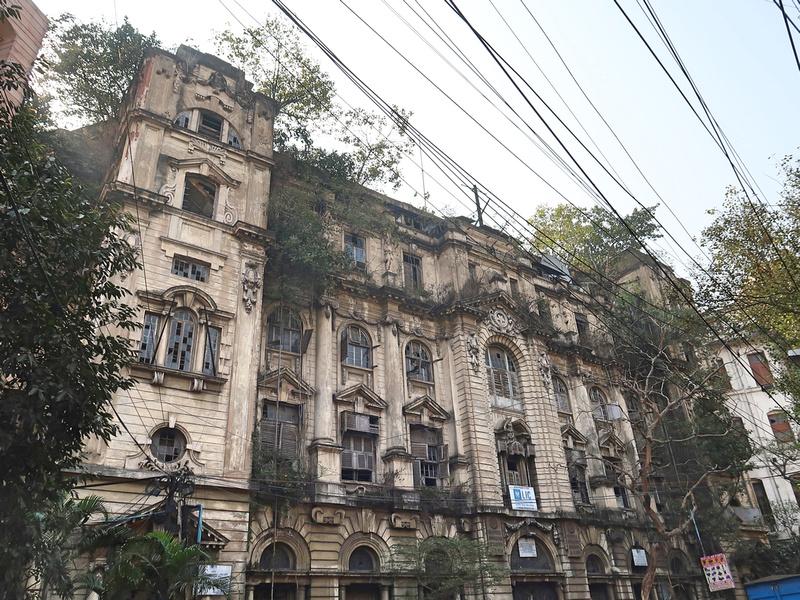 Oriental Assurance Building - Dr. Rajendra Prasad Sarani