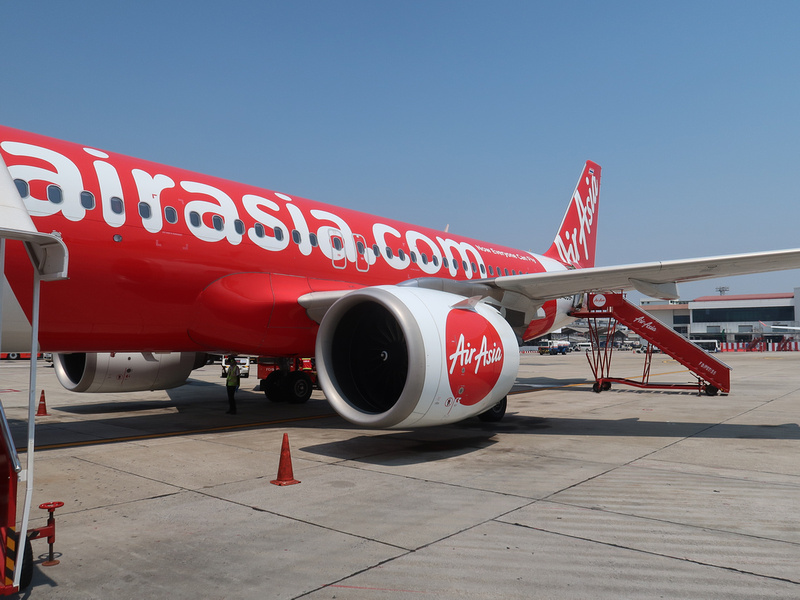AirAsia at Bangkok Don Muang Airport