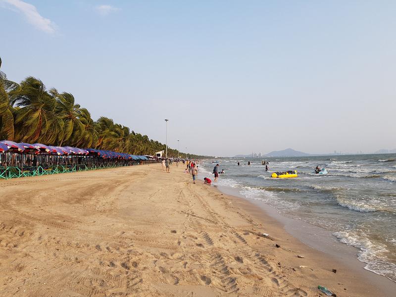 Bang Saen - The closest beach to Bangkok
