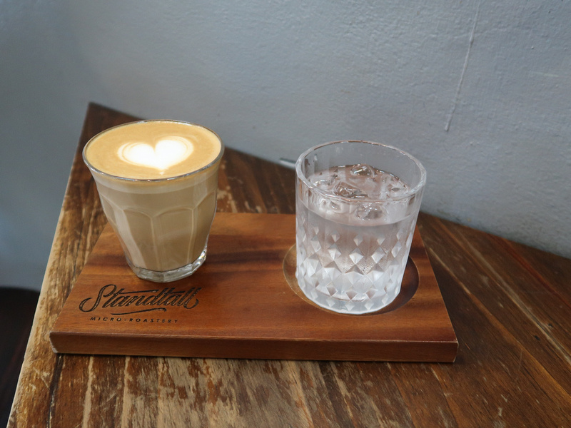 Standtall Latte