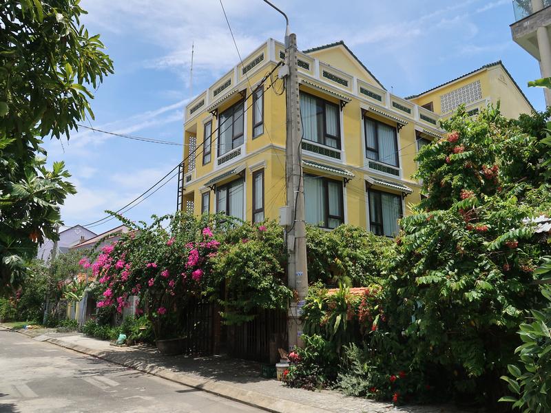 Guesthouse Review: Hoi An Corner Homestay, An Bang Beach, Hoi An - Vietnam