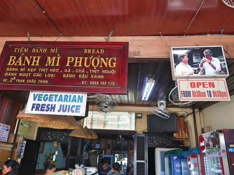 Bourdain Banh Mi Phuong