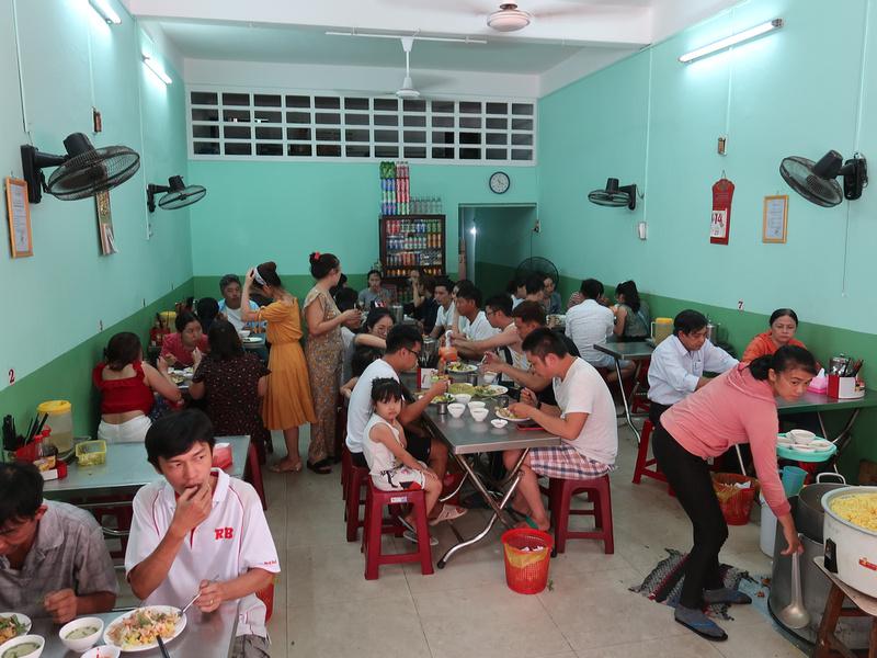 Com Ga Tuyet Nhung