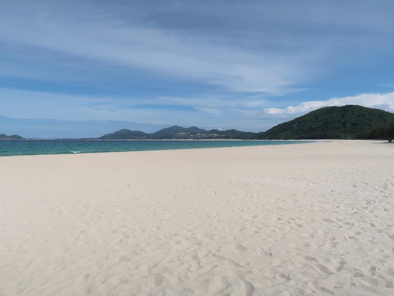 Vinh Hoa sand
