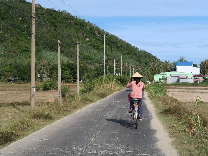 Nonla cyclist