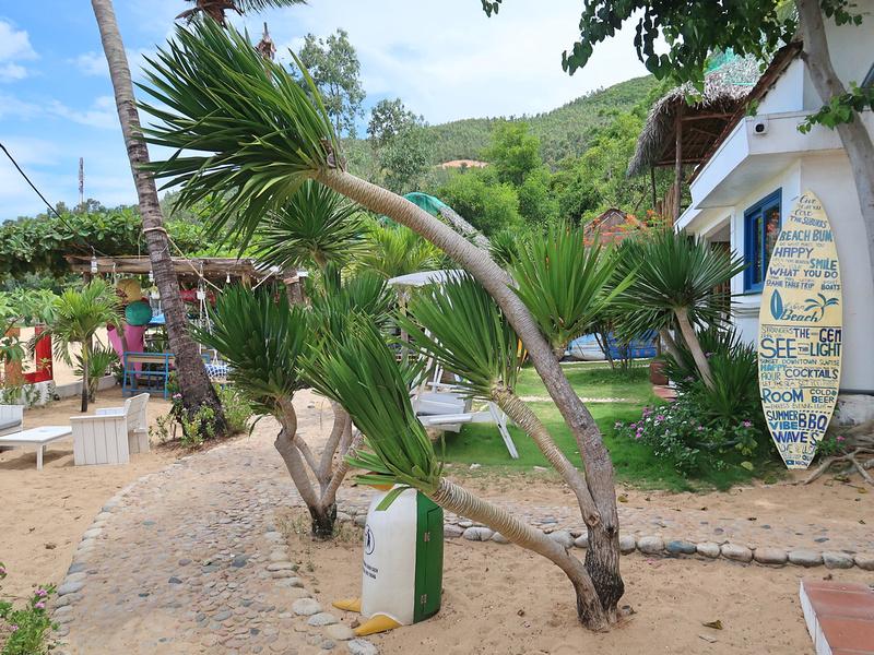 Lifes A Beach entrance