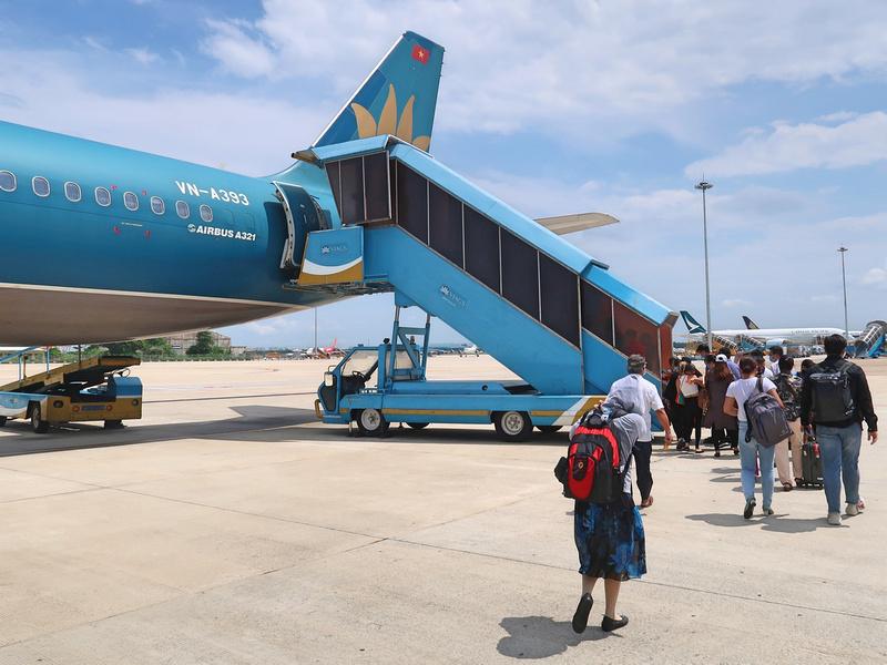 Boarding for TBB