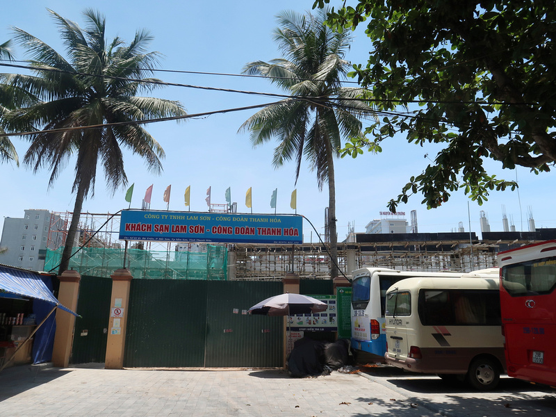 Lam Son Hotel project