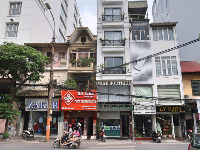 Guesthouse Review: Miah Boutique Homestay, Hanoi - Vietnam