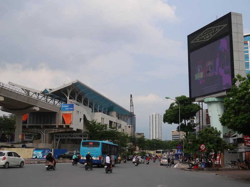 Station 8 Cau Giay