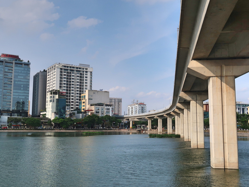 Hanoi beyond Hoan Kiem - how the metro will open up the city outside the old quarter